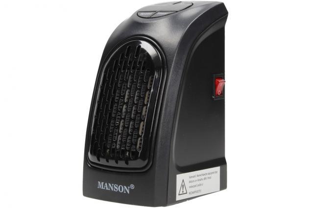 Foto 5 - Teplovzdušný MINI ventilátor Heavy Heater