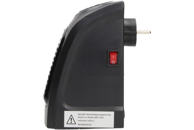 Foto 7 - Teplovzdušný MINI ventilátor Heavy Heater