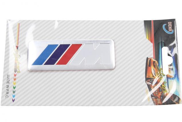 Foto 4 - Kovová samolepka M bílé 3 cm x 8 cm