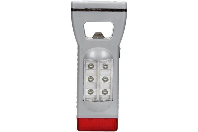 Foto 3 - Multifunkční Otvírák s LED baterkou Sanan 4v1