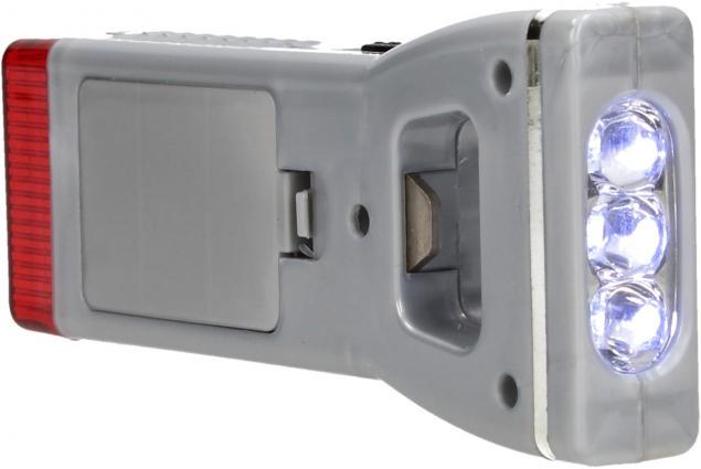 Foto 9 - Multifunkční Otvírák s LED baterkou Sanan 4v1