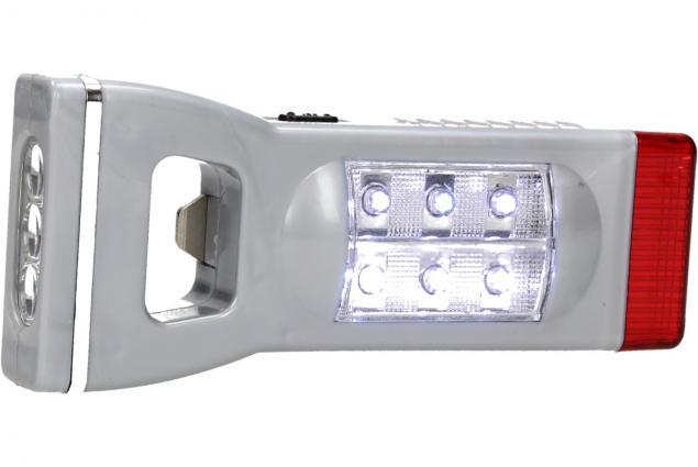 Foto 7 - Multifunkční Otvírák s LED baterkou Sanan 4v1