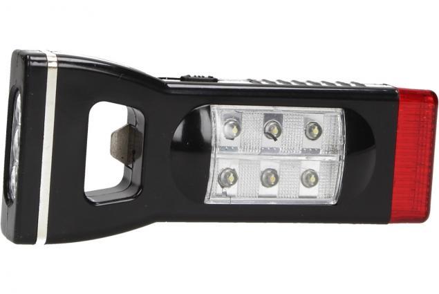Foto 11 - Multifunkční Otvírák s LED baterkou Sanan 4v1