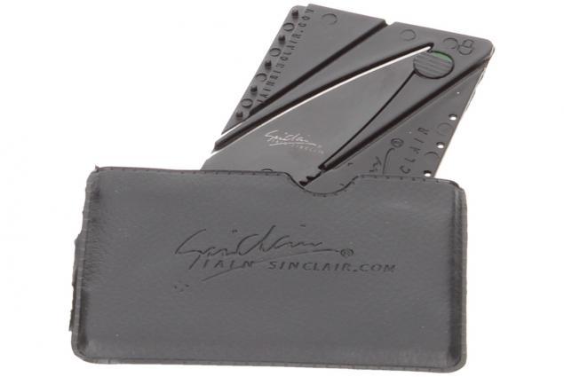 Foto 4 - Nůž velikosti kreditní karty