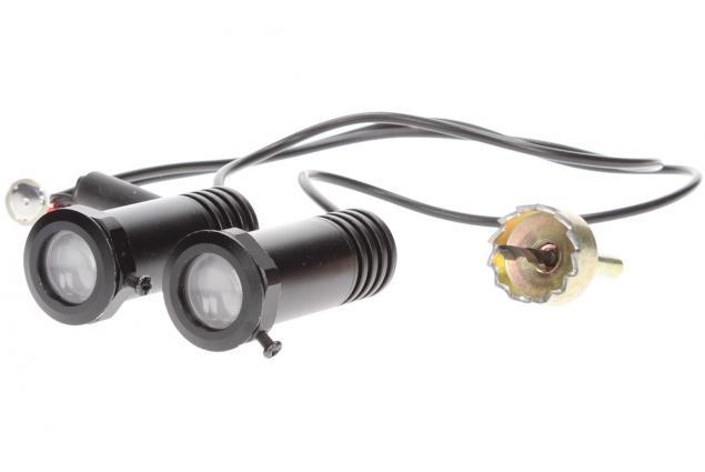 Foto 3 - Svítící LED logo projektor značky automobilu 2ks