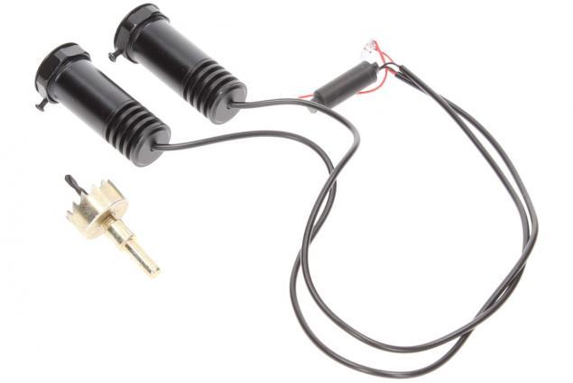 Foto 5 - Svítící LED logo projektor značky automobilu 2ks