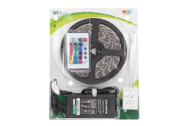 Foto 3 - Profesionální led pásek s čipy SMD5050