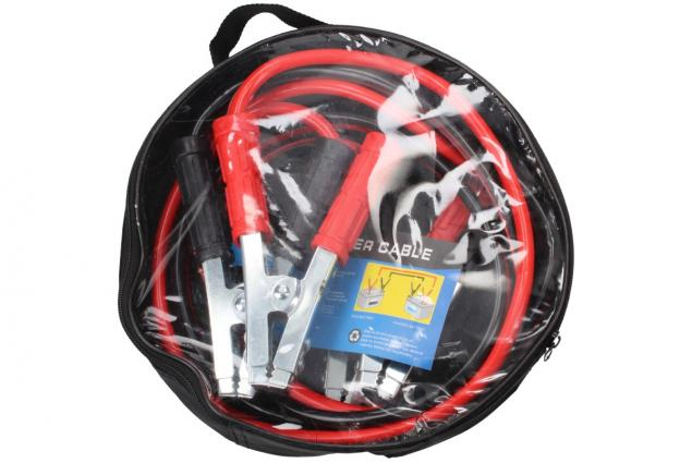 Foto 6 - Startovací kabely 400A