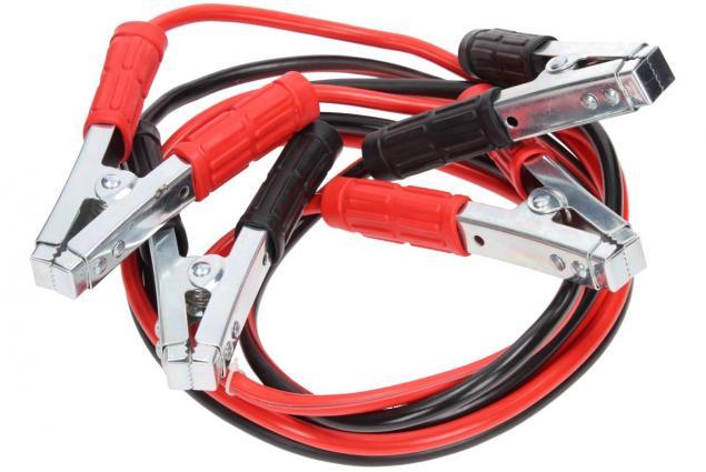 Foto 4 - Startovací kabely 400A