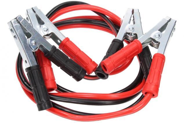 Foto 5 - Startovací kabely 400A