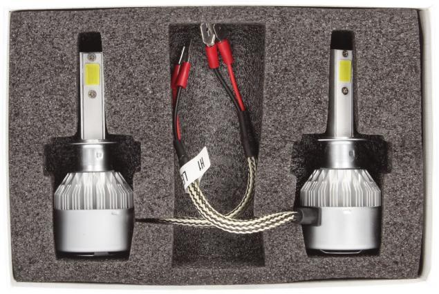 Foto 3 - H1 žárovka LED C6 6000K sada 2 kusy