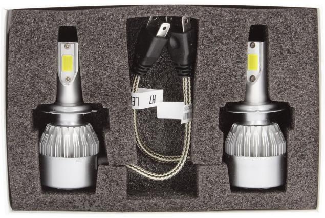Foto 4 - H7 žárovka LED C6 6000K sada 2 kusy