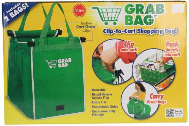 Foto 6 - Nákupní taška Grab Bag 2 ks