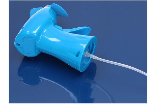 Foto 13 - Větráček s rozprašovačem vody