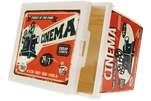 Foto 14 - Box s víkem RETRO malý