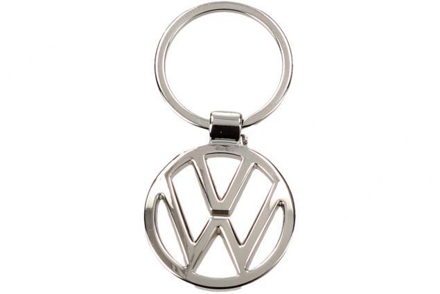 Foto 3 - Klíčenka - znak Volkswagen Chrom 3,5 cm