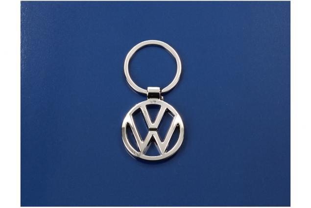 Foto 4 - Klíčenka - znak Volkswagen Chrom 3,5 cm