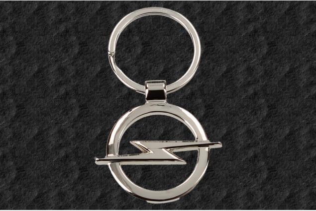 Foto 2 - Klíčenka - znak OPEL Chrom 3,5 cm