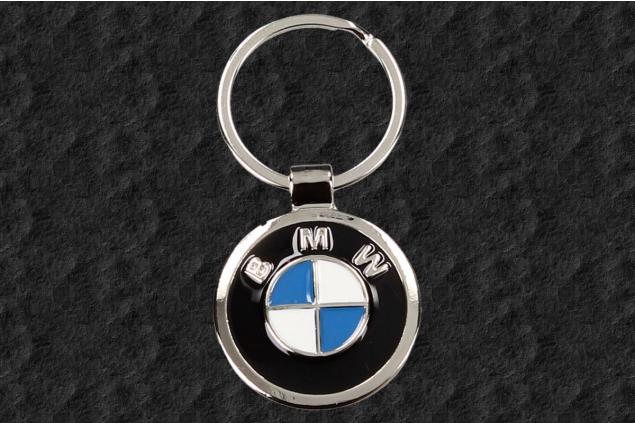 Foto 2 - Klíčenka - znak BMW Chrom