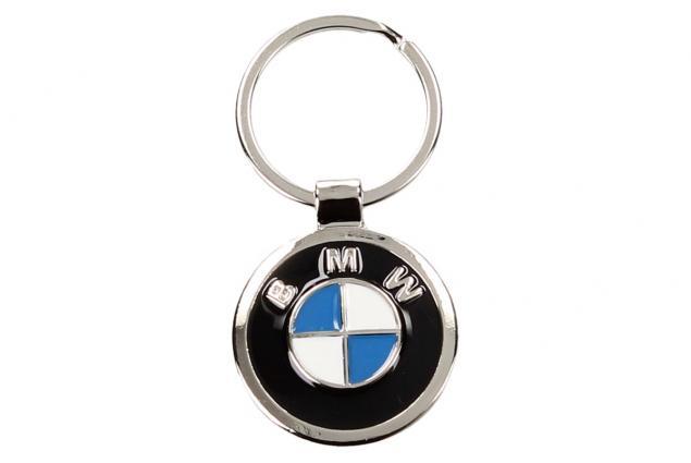 Foto 3 - Klíčenka - znak BMW Chrom