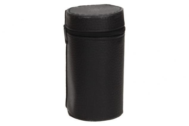 Foto 7 - Velké kovové nerez panáky na alkohol 8x6 cm 4 kusy v pouzdře