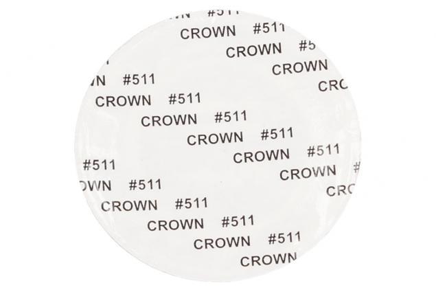 Foto 3 - Kovová samolepka ALPINA o průměru 6,5 cm