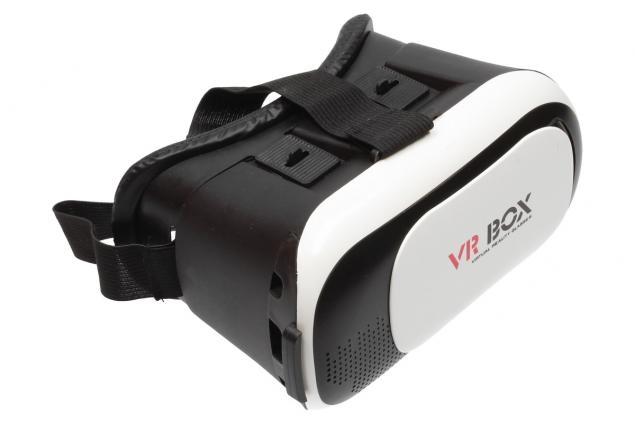 Foto 4 - Virtuální brýle VR BOX VR-X2 bílé