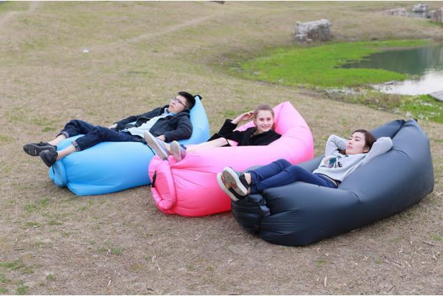 Foto 6 - Rozkládací pohovka Air sofa bed