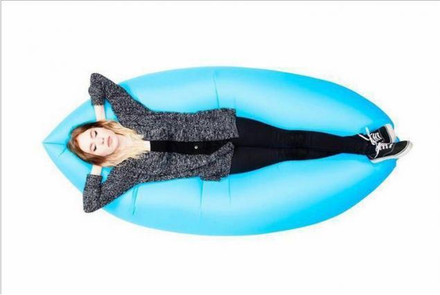 Foto 10 - Rozkládací pohovka Air sofa bed