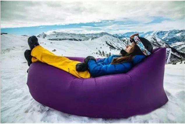 Foto 11 - Rozkládací pohovka Air sofa bed
