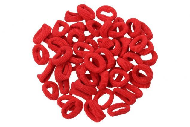 Foto 5 - Barevné gumičky do vlasů 200 kusů