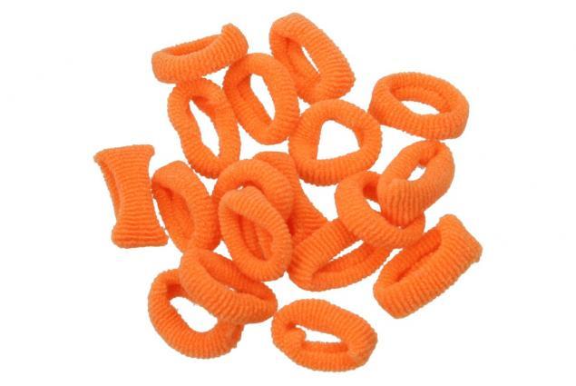 Foto 6 - Barevné gumičky do vlasů 200 kusů