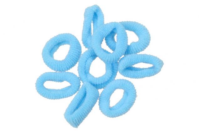 Foto 10 - Barevné gumičky do vlasů 200 kusů