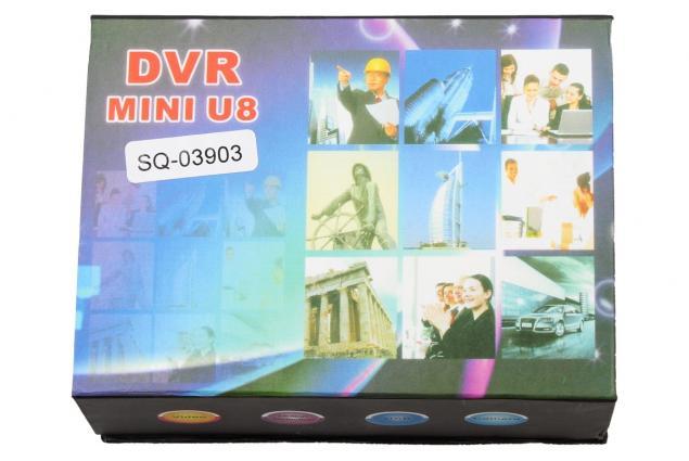 Foto 4 - USB Camera DVR mini U8