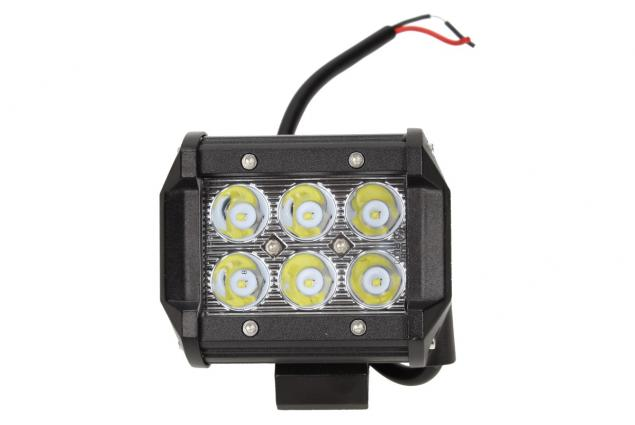 Foto 2 - Doplňková lampa na auto 18W