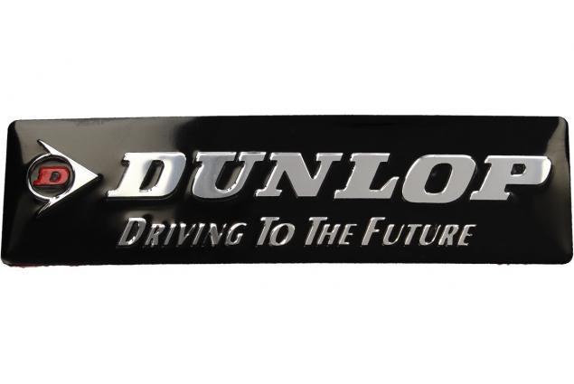 Foto 2 - Samolepka kovová Dunlop