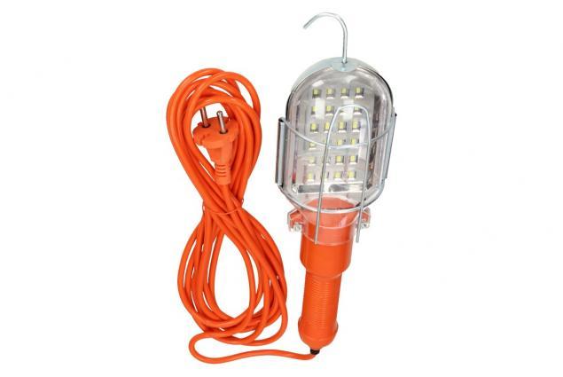 Foto 2 - Přenosná elektrická lampa s hákem
