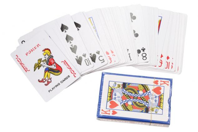 Foto 2 - Karty na poker s kostkami 108 kusů