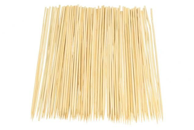 Foto 2 - Bambusové špejle 20 cm 90 ks