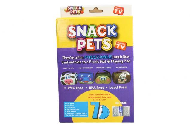 Foto 2 - Chladící taška na svačinu SNACK PETS