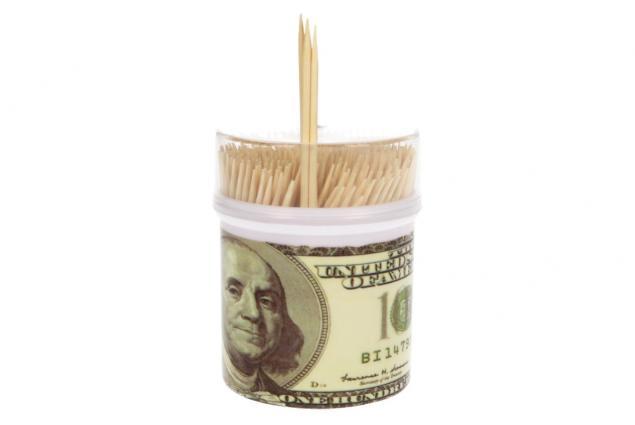 Foto 3 - Párátka Dollars 400 kusů