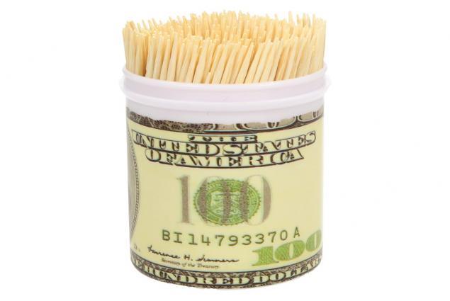 Foto 2 - Párátka Dollars 400 kusů