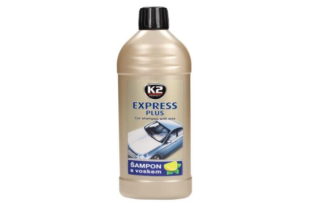 Foto 2 - K2 EXPRESS plus 500 ml - šampon s voskem