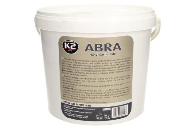 Foto 2 - K2 ABRA 5 l - pasta na umývání rukou