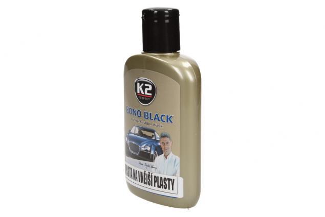 Foto 3 - K2 Bono Black 200 ml - pasta na vnější plasty