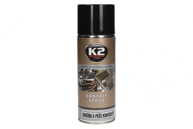 Foto 3 - K2 sprej na údržbu a péči kontaktů 400 ml