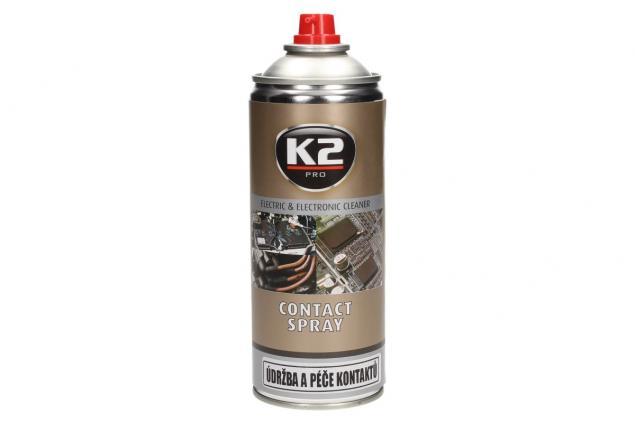 Foto 2 - K2 sprej na údržbu a péči kontaktů 400 ml