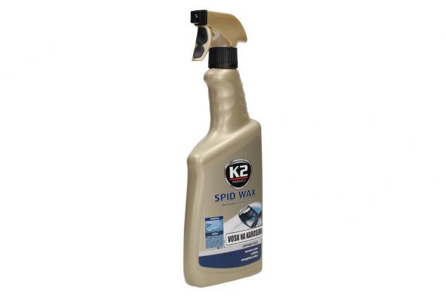 Foto 3 - K2 SPID WAX vosk na karoserii ve spreji 770 ml