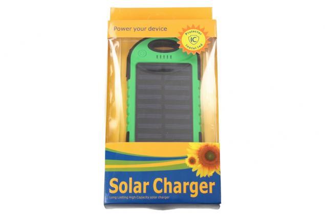 Foto 3 - Solární nabíječka Power 5000 mAh