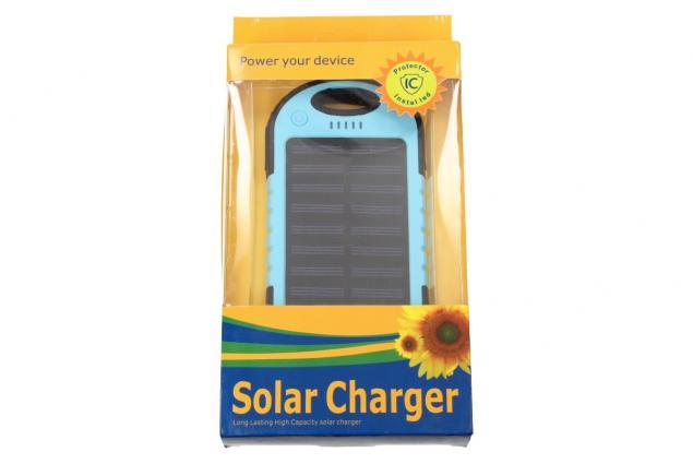 Foto 4 - Solární nabíječka Power 5000 mAh